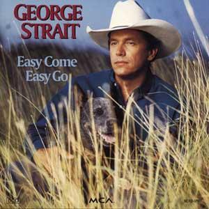 George Strait - Just Look At Me Lyrics