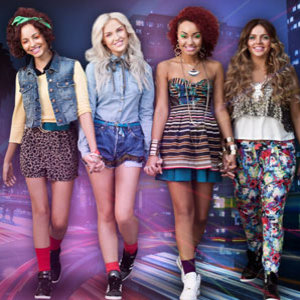 Little Mix - Telephone / Radio Ga Ga Lyrics