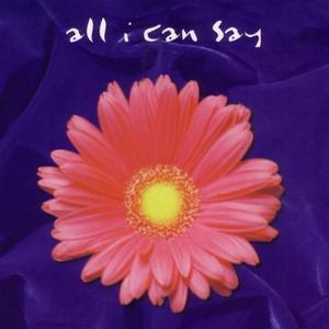 David Crowder Band - All I Can Say Lyrics