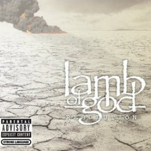 Lamb of God - Resolution (2012) Album Tracklist