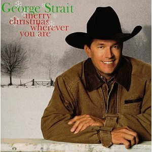 George Strait - I Know What I Want For Christmas Lyrics
