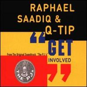 Raphael Saadiq - Get Involved Lyrics (feat. Q-Tip)