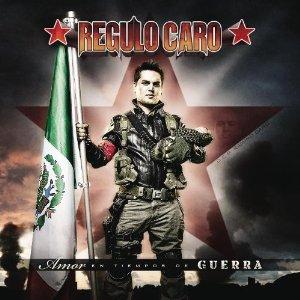 Regulo Caro - Amor En Tiempos De Guerra (2012) Album Tracklist