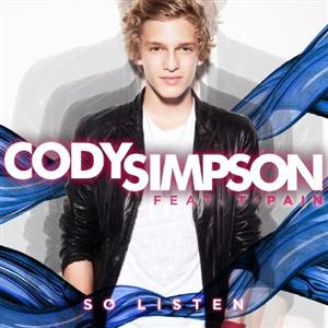 Cody Simpson - So Listen Lyrics (feat T-Pain)