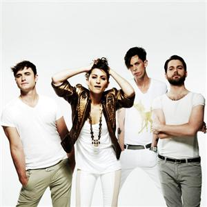 Dragonette - The Boys Lyrics
