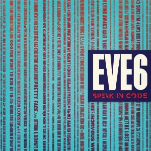 Eve 6 - Speak in Code (2012) Album Tracklist