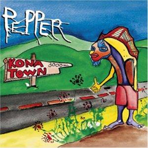 Pepper - Dry Spell Lyrics