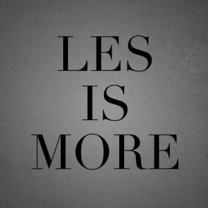 Ryan Leslie - Les Is More