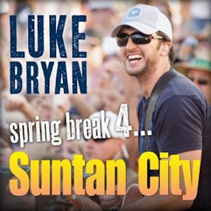 Luke Bryan - Spring Break 4... Suntan City