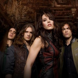 Halestorm - Blue Eyes Lyrics