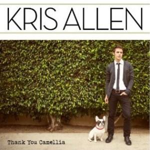Kris Allen - Thank You Camellia (2012) Album Tracklist