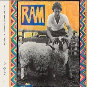 Paul McCartney - RAM (2012) Album Tracklist