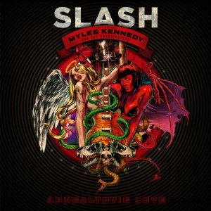 Slash - Apocalyptic Love (2012) Album Tracklist