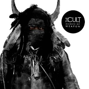 The Cult - Choice of Weapon (2012) Album Tracklist