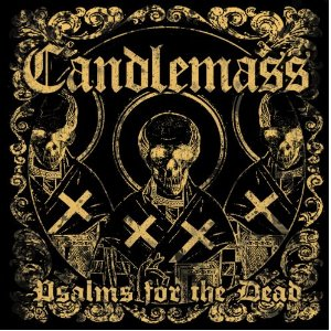 Candlemass - Psalms for the Dead (2012) Album Tracklist