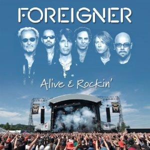 Foreigner - Alive & Rockin (2012) Album Tracklist