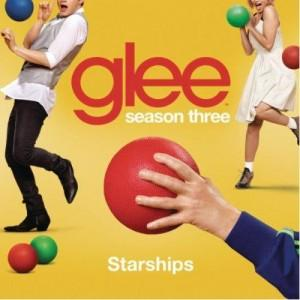 Glee Cast - Starships Lyrics