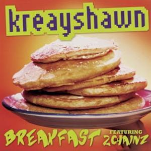Kreayshawn - Breakfast (Syrup) Lyrics (Feat. 2 Chainz)