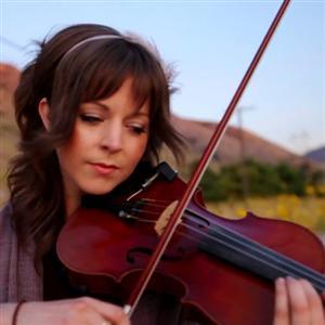 Lindsey Stirling - We Found Love Lyrics