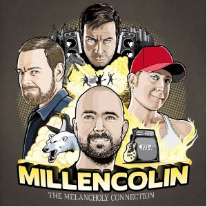 Millencolin - Melancholy Connection (2012) Album Tracklist