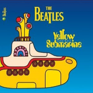 The Beatles - Yellow Submarine Songtrack (2012) Album Tracklist
