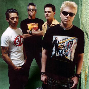 The Offspring - One Hundred Punks Lyrics