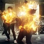 burn-it-down video