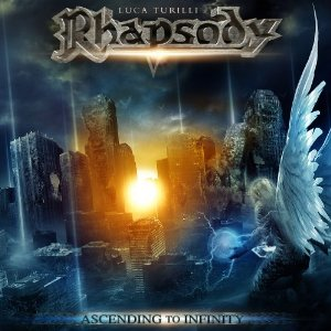 Luca Turillis Rhapsody - Ascending to Infinity (2012) Album Tracklist