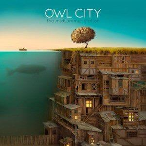 Owl City - Silhouette Lyrics
