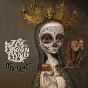Zac Brown Band - Uncaged (2012) Album Tracklist