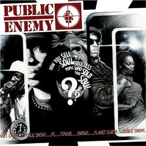 Public Enemy - The Enemy Battle Hymn Of The Public Lyrics