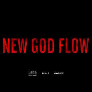 Kanye West - New God Flow Lyrics (feat Pusha T)