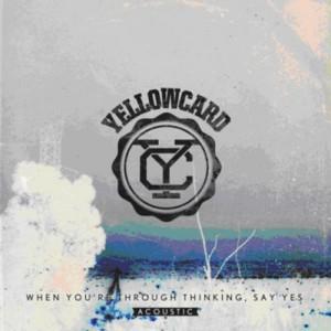Yellowcard - With You Around Lyrics