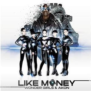 Wonder Girls - Like Money Lyrics (feat. Akon)