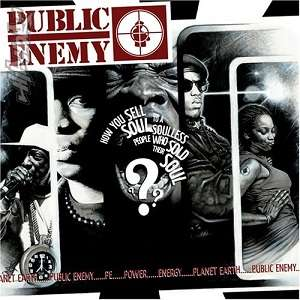 Public Enemy - I Shall Not Be Moved Lyrics