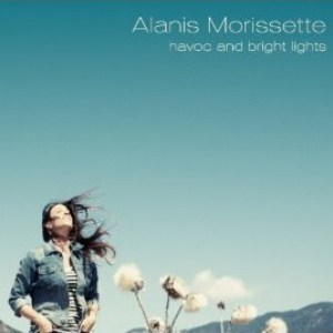 Alanis Morissette - Havoc and Bright Lights (2012) Album Tracklist