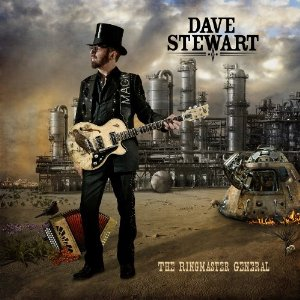 Dave Stewart - The Ringmaster General (2012) Album Tracklist