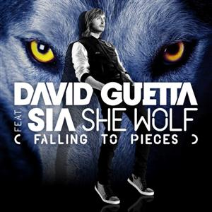 David Guetta - She Wolf (Falling to Pieces) Lyrics (feat Sia)