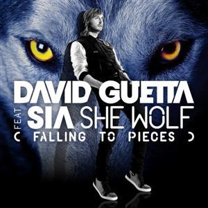 David Guetta - She Wolf (Falling to Pieces) Lyrics (feat Sia)