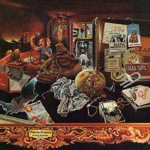 Frank Zappa - Over-Nite Sensation (2012) Album Tracklist