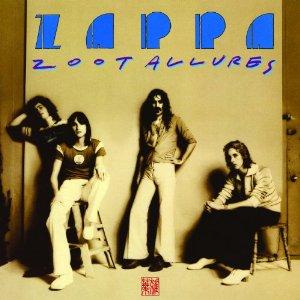 Frank Zappa - Zoot Allures (2012) Album Tracklist