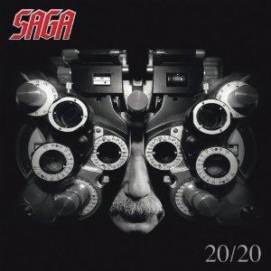 Saga - 20/20 (2012) Album Tracklist
