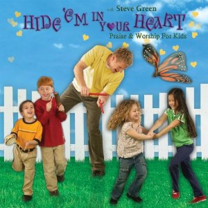 Steve Green - Hide Em in Your Heart - Praise & Worship for Kids (2012) Album Tracklist