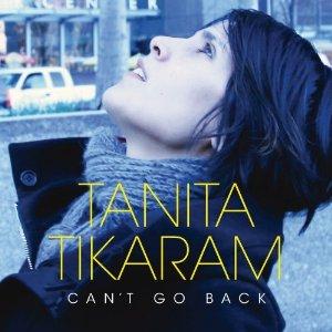 Tanita Tikaram - Can't Go Back (2012) Album Tracklist