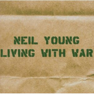 Neil Young - Shock And Awe Lyrics