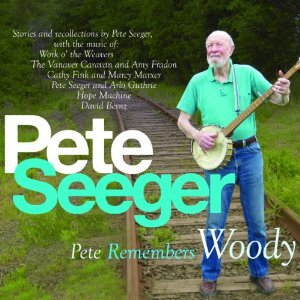 Pete Seeger - Pete Remembers Woody (2012) Album Tracklist