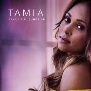 Tamia - Because Of You Lyrics