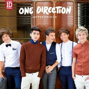 One Direction - Little Things Lyrics