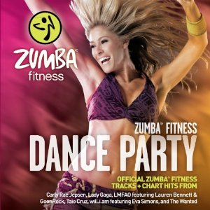 Zumba Fitness Dance Party - Zumba Fitness Dance Party (2013) Album Tracklist