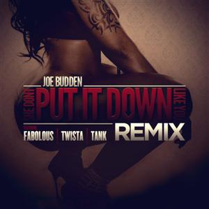 Joe Budden - She Dont Put It Down (Remix) Lyrics (Feat Fabolous)